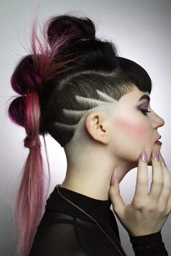 Undercut Fade With Long Hairstyles picture1