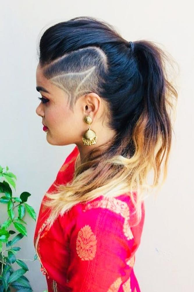 Undercut Fade With Long Hairstyles picture3