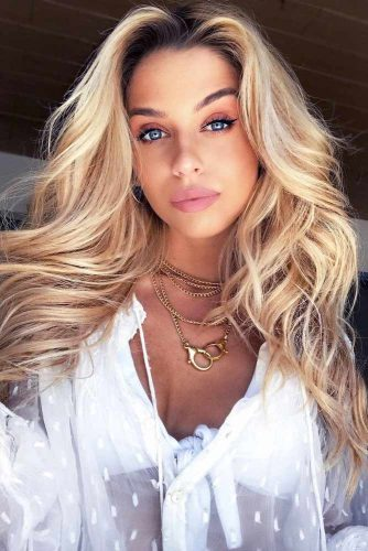 Beautiful People With Blue Eyes #blondehair #blondecolor #longhair #hairstyles #blueeyes