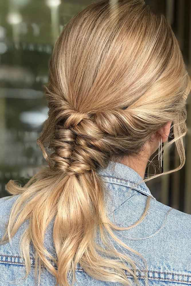 Topsy Tail #braids