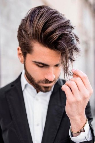 Opt For A Comb Over Haircut To Stay Up To Date ...