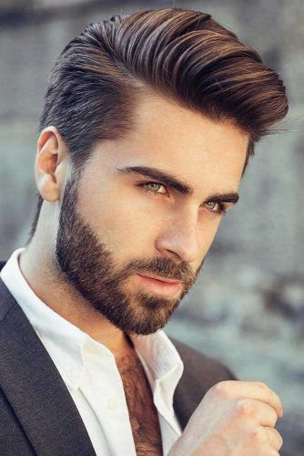 Opt For A Comb Over Haircut To Stay Up To Date Lovehairstyles Com
