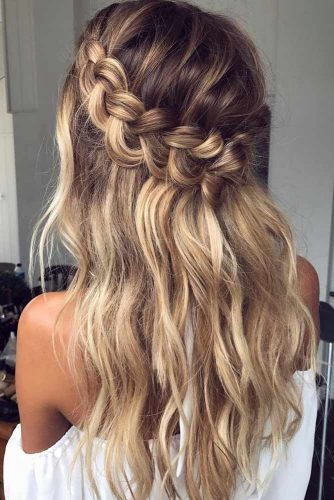 Messy Hair Loose Braid