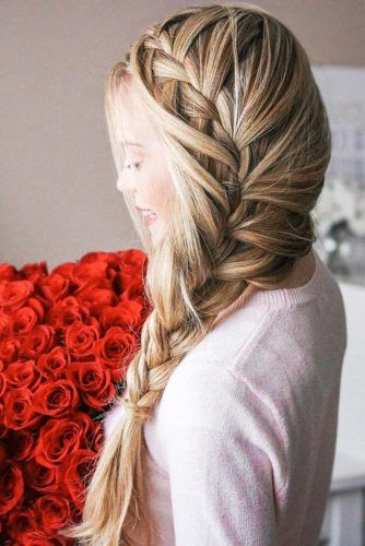 Cascading French Braid #braids