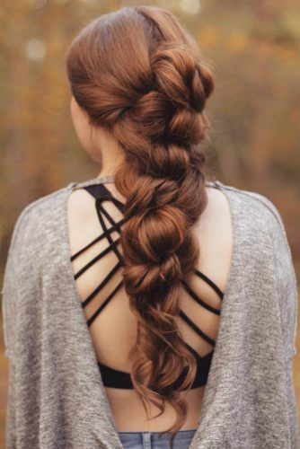 Сomplex Braid For Incredible Look #long #braids #twistedbraid