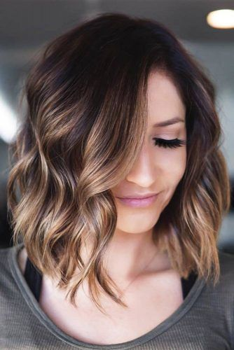 Carmel Toned Ombre #ombre #shorthair