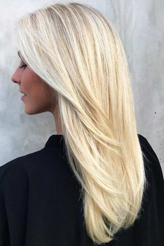 Layered Hairstyles For Long Hair Straight