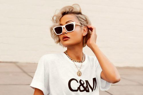 The Best Ways On How To Style Your Hair To Embellish Your Tomboy Outfits