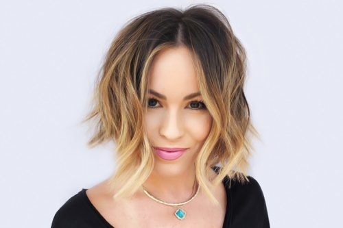 Latest Short Ombre Hair Styles