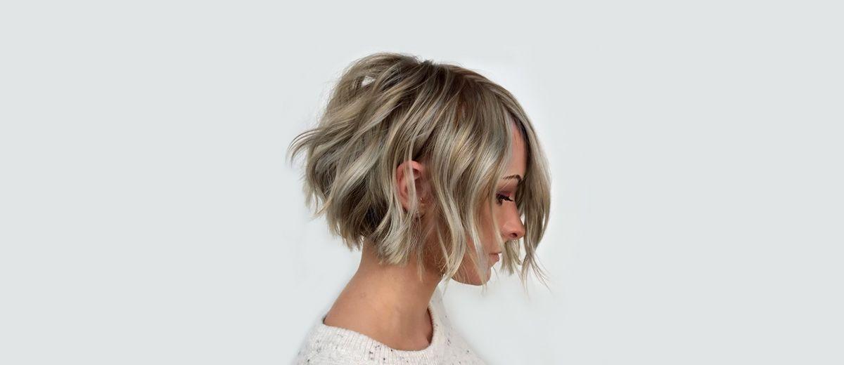 Ways To Style Medium Hair: 21 Handy Styling Ways For Short Wavy Hair To Make Everyone