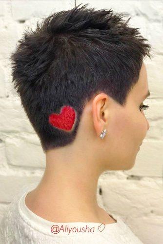 Creative Hair Ideas For A Pixie Hairstyle