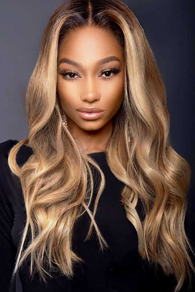 Long Weave Hairstyles For Any Face Shape
