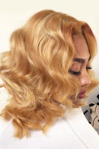 Soft Blonde Weave