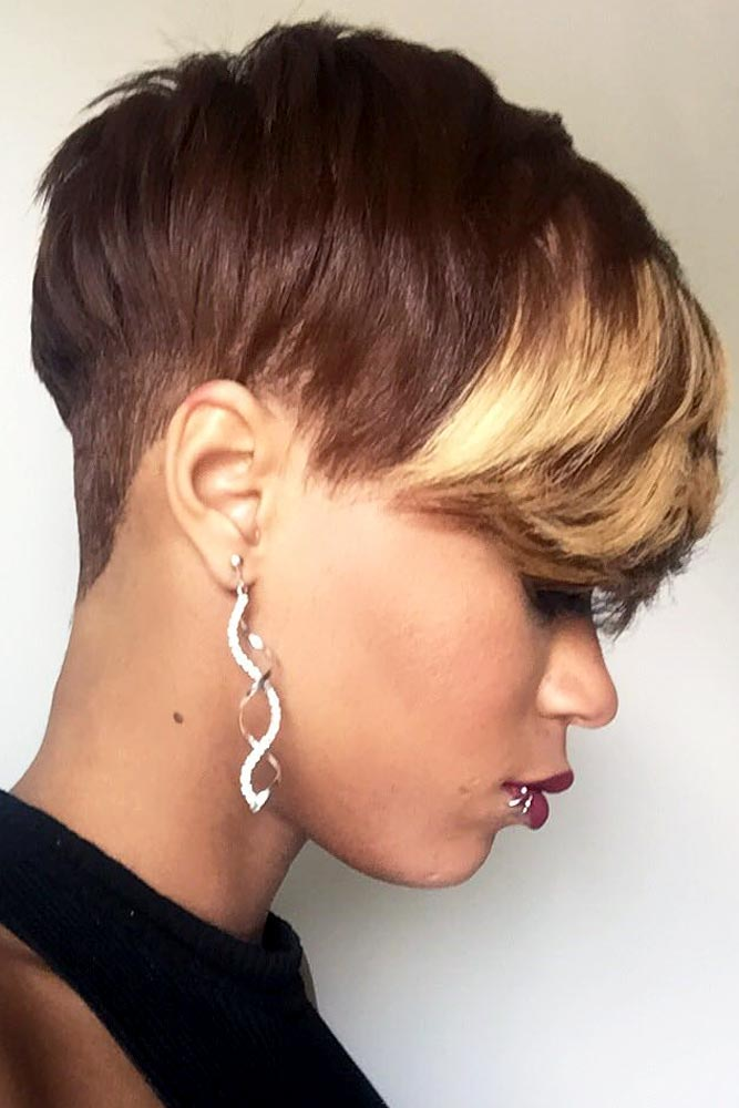 Short Pixie Weave Hairstyles