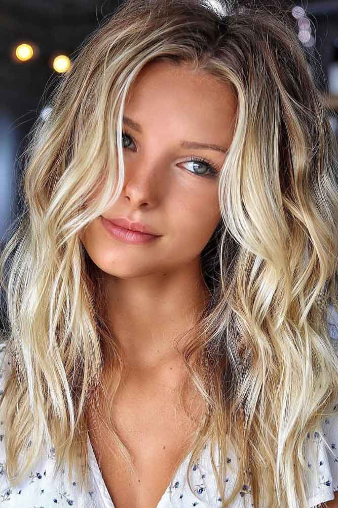 Parts Of Your Face That Make Finding The Face Shape Easier #faceshapes #longhair
