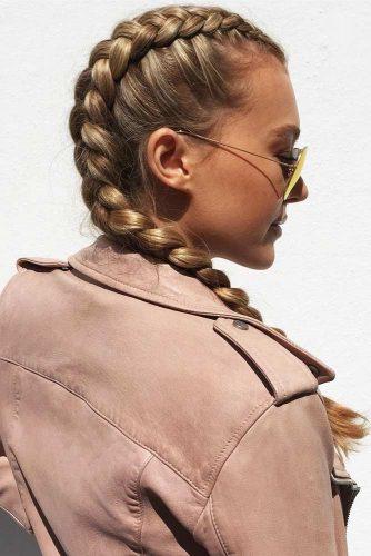 Double Dutch Braids #braids