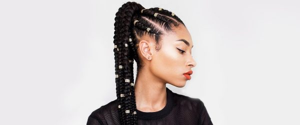18 Stunning Cornrow Braids To Look Like A Magazine Cover