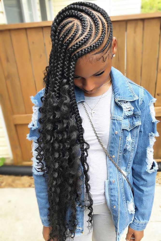 Braids & Waves #cornrowbraids #braids