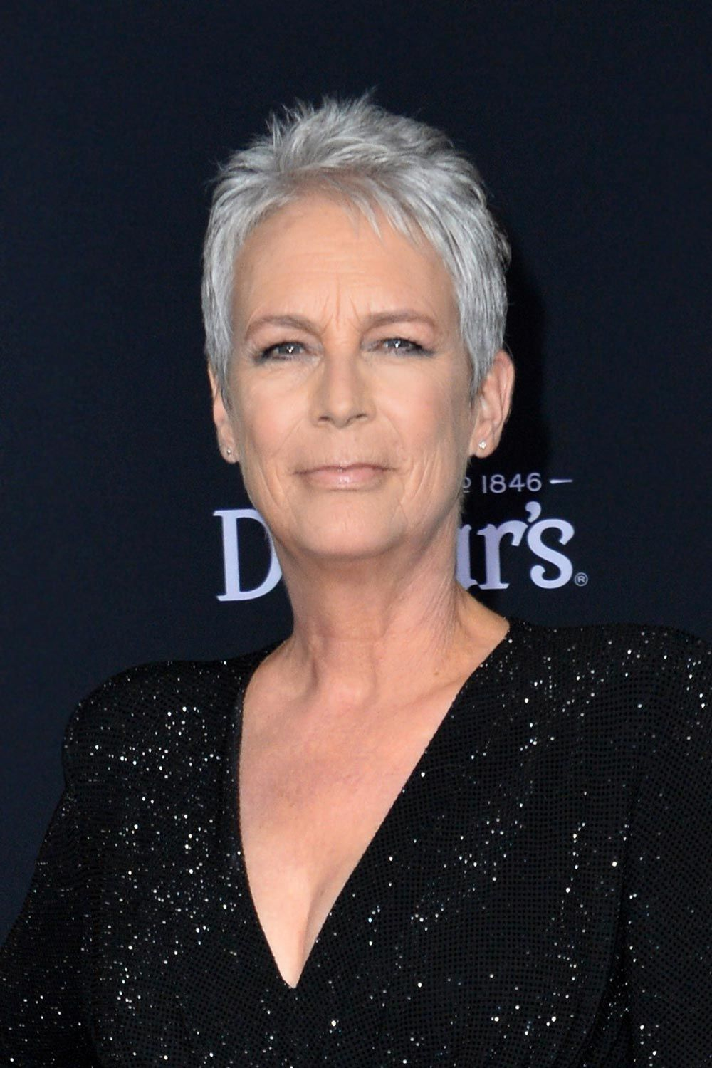 Jamie Lee Curtis Pixie Haircut