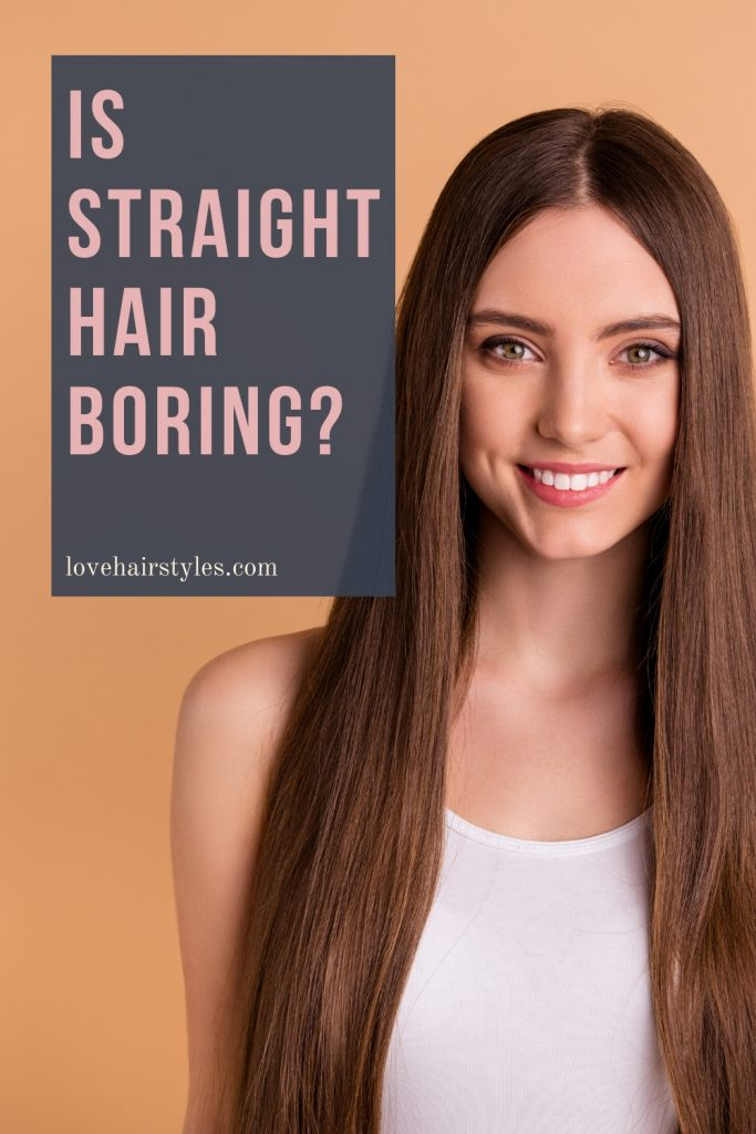 What hair type is straight hair?