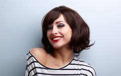 Inspiring And Youthful Haircuts With Bangs To Diversify Your Daily Look