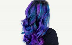 Fascinating Purple Highlights To Add More Colors To Your Life