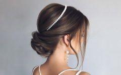 Super Trendy Wedding Updos For Long Hair