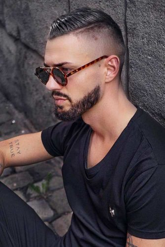 The Trendiest Combo: Undercut and Crew Cut #menshaircuts #shorthaircut #crewcut #undercutmen #millitarycut