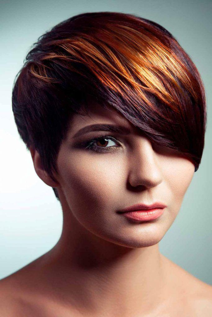 How Do You Cut Asymmetrical Hair?