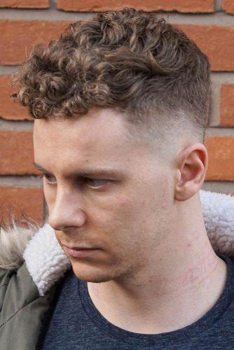 Caesar Cut On Curly Hair #caesarhaircut #menshaircuts #shorthaircuts #curlyhair