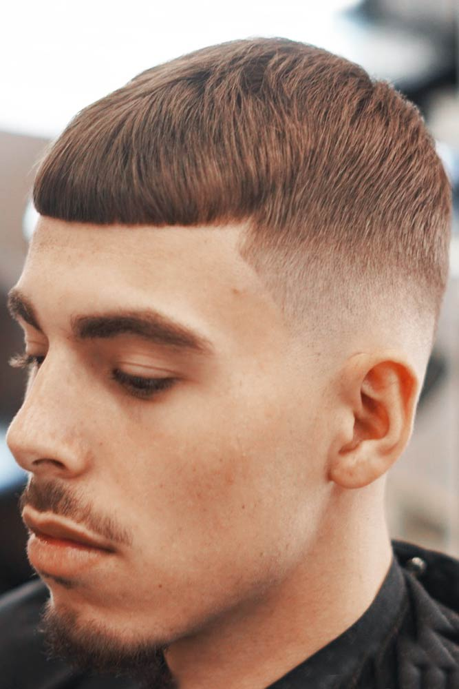How To Wear and Style The Caesar Haircut #caesarhaircut #menshaircuts #shorthaircuts