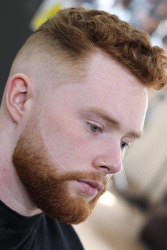 Caesar Haircut With Side Part #caesarhaircut #menshaircuts #shorthaircuts