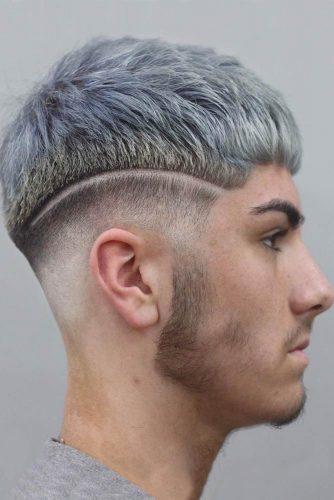 Caesar Haircut With Surgical Line #caesarhaircut #menshaircuts #shorthaircuts