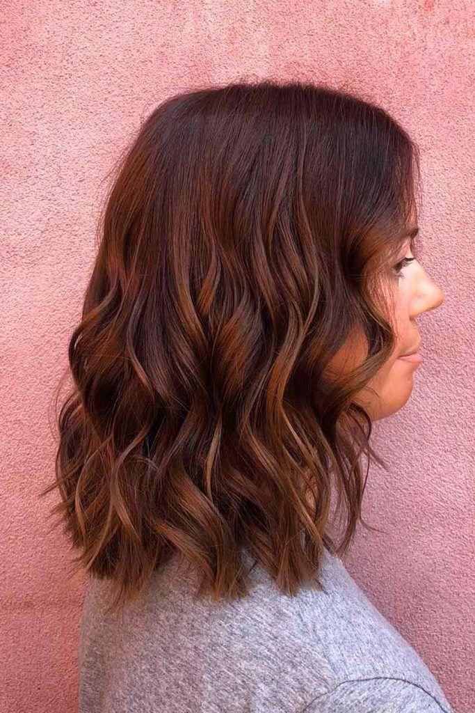 Chestnut Brown Tint For Dark Hair