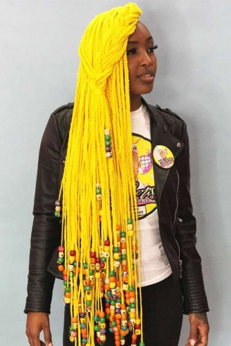 Crochet Braids: What Are They? #braids #longhair #crochetbraids