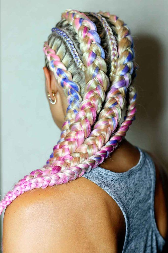 Goddess Designed Braids