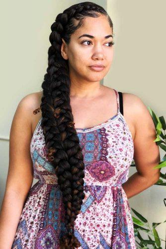 Goddess Butterfly Braid #braids #goddessbraid #longhair