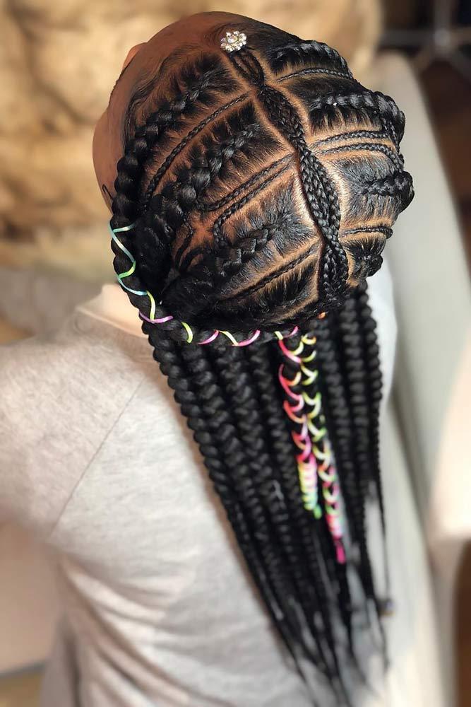 Goddess Designed Braids #goddessbraids #braids