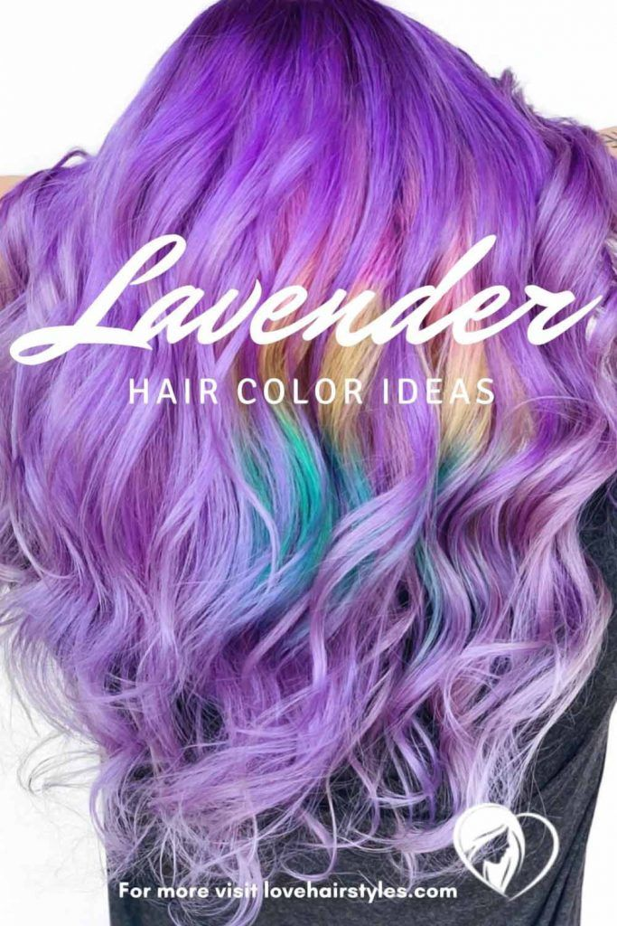 How Long Does Lavender Hair Last? #lavenderhair