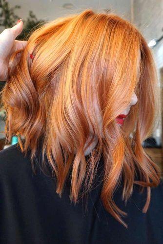 Strawberry Blonde #orangehair #redhair