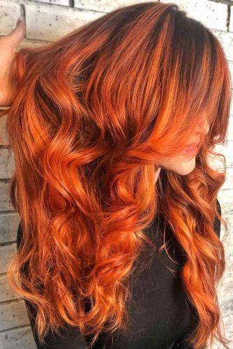 Warm Red #orangehair #redhair