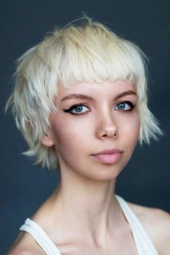 28 Trendy Ideas To Flaunt With Modern Pageboy Haircut