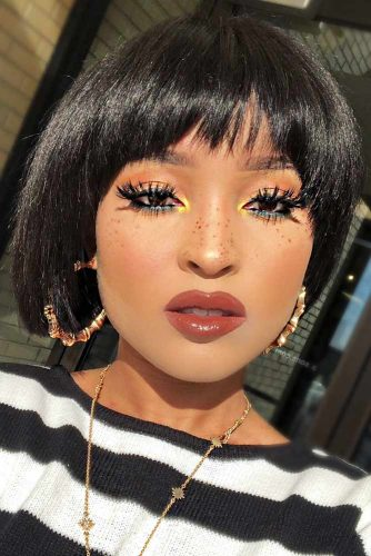 24 Short Hairstyles For Black Women To