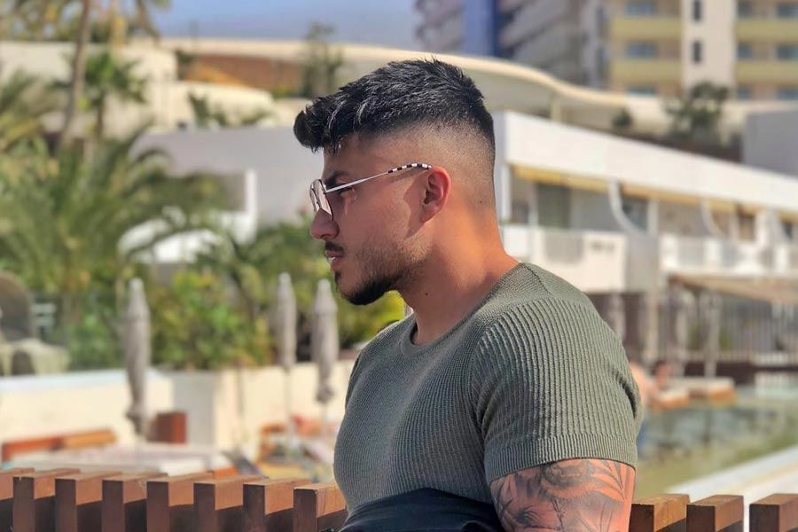 Bald Fade Cut Variations For Stylish Lads