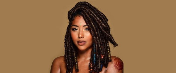 24 Impressive Ideas Of Pulling Off Faux Locs To Beautify Your Natural Hair