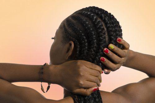 Feminine Goddess Braids Hairstyles To Add Some Ethnic Vibes To Your Style