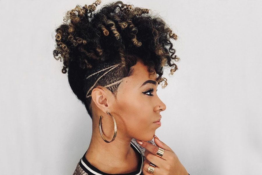 Head Turning Short Hairstyles For Black Women To Make A Stylish Statement