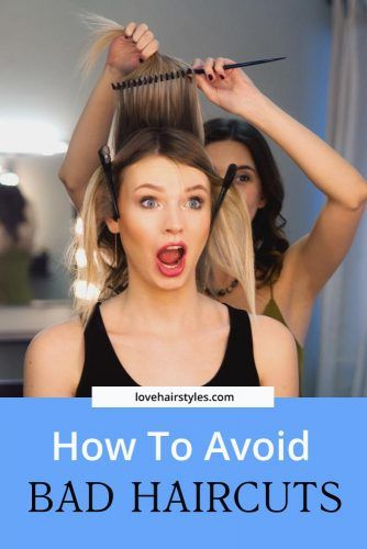 How To Avoid Bad Haircuts #badhaircuts