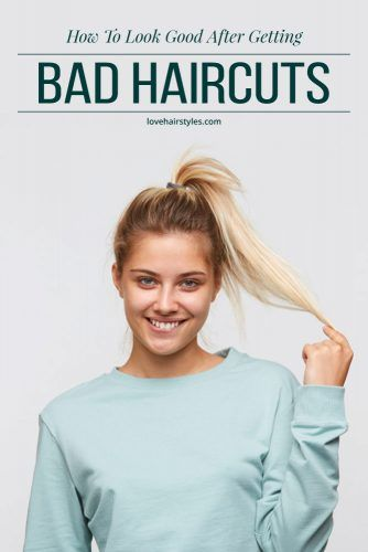 Use Top Knots Braids #badhaircuts