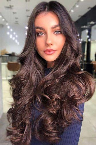 Cappuccino #brownhair #brunette